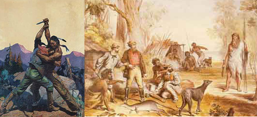 australian aboriginal art 2 essay Australian aboriginal peoples: survey of the history, society, and culture of the australian aboriginal peoples, who are one of the two distinct indigenous cultural groups of australia.
